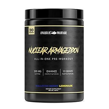Best armageddon pre workout Reviews