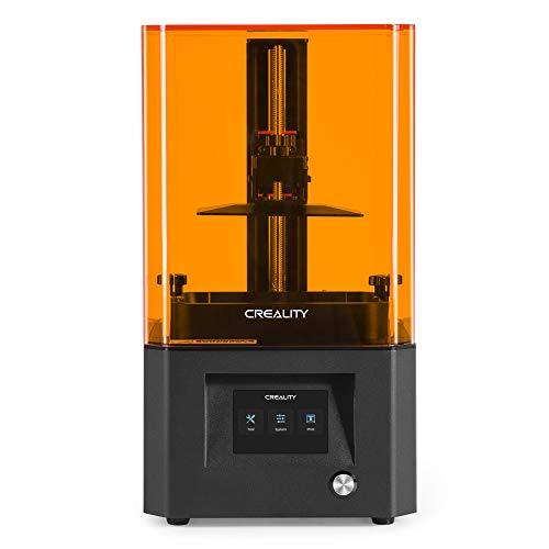 Creality LD-002R Impresora 3D de fotocuración UV con visualización táctil inteligente a color de...