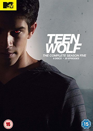 Teen Wolf Season 5 DVD [Import]