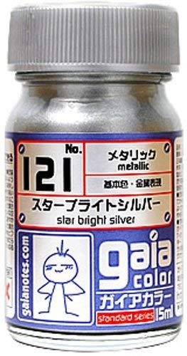 ガイアカラー121 スターブライトシルバー