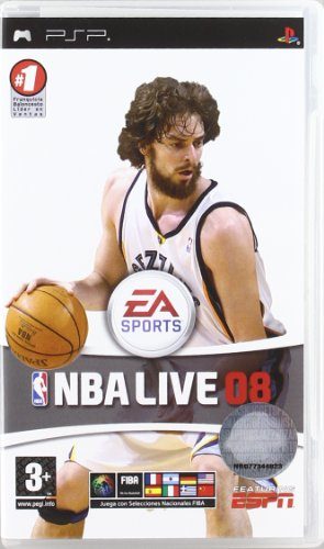 NBA Live 08 (Platinum)