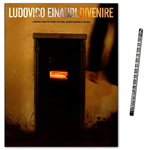 DIVENIRE - gearrangeerd voor piano [noten / Sheetmusic] Component: EINAUDI LUDOVICO