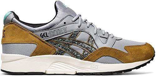 Asics Tiger Gel Lyte V Piedmont Grey Black 1191A228-020 Sneaker Shoes Schuhe Herren Men