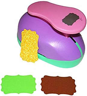 CADY Crafts Punch 3-Inch Paper Punches Craft Punches tag
