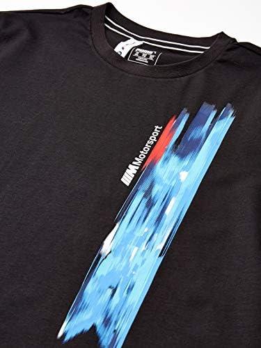 Puma Herren Bmw Motorsport Life Graphic Tee T Shirt Bekleidung