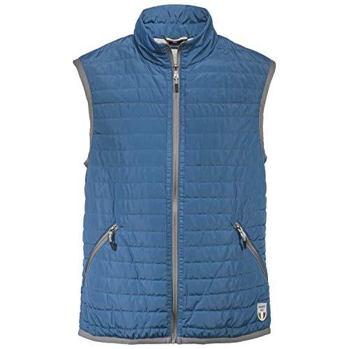 Dolomite Chaleco Ms Settantasei Quilted Veste sans Manche Mixte, Bleu (Ocean Blue), XL