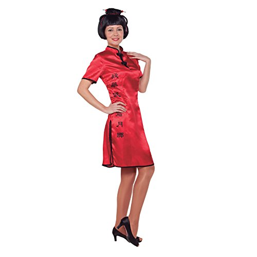 Eurocarnavales - Cs926290/m - Costume Chinoise Taille M