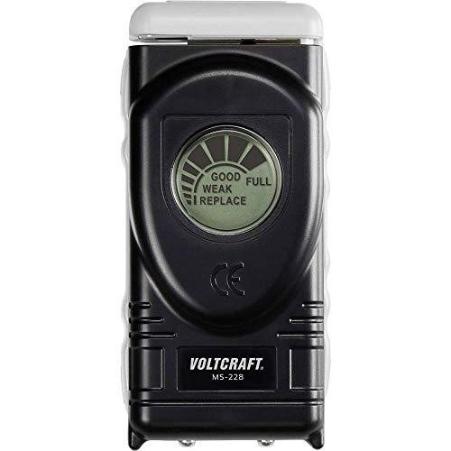Voltcraft MS228 LCD-BATTERIETESTER