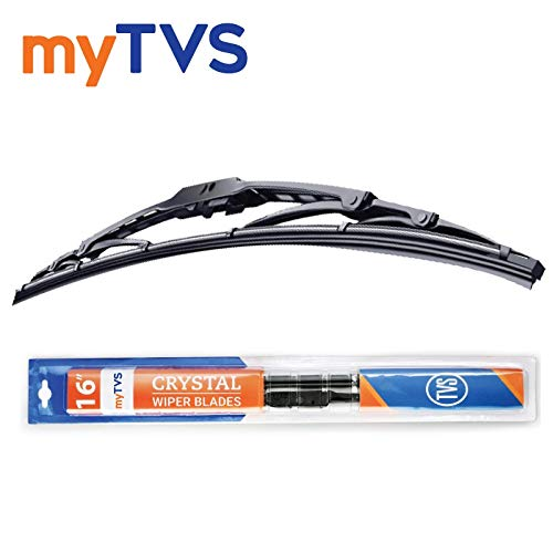 myTVS Crystal Wiper Blade for All Car (Size : 20- Inch X 19 Inch)