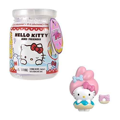 Hello Kitty GTY62 - Hello Kitty Double Dippers Figur, zufällige Auswahl