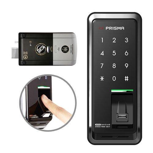 Fingerprint Door Lock Keyless Smart Digital Security Lock 2
