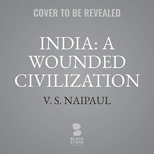 Couverture de India: A Wounded Civilization