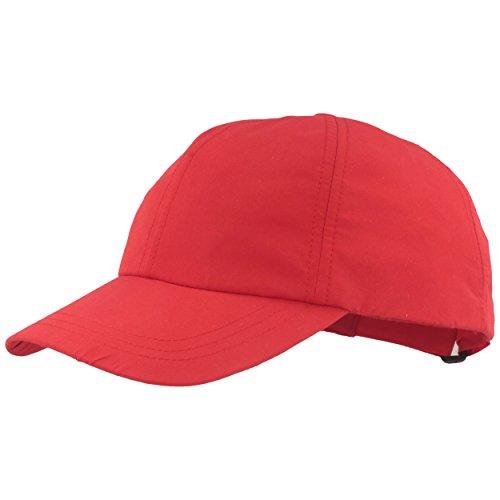 Unisex Baseball Cap | Basecap | Sonnen Kappe – mit UV Schutz 40+ und atmungsaktivem Innenfutter – Größenverstellbar für Damen & Herren