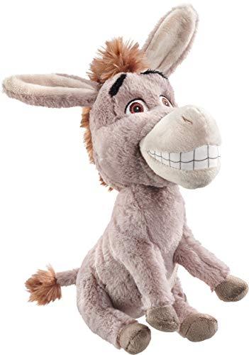 Schmidt Spiele 42714 DreamWorks Shrek, Esel, Plüschfigur 25 cm, bunt