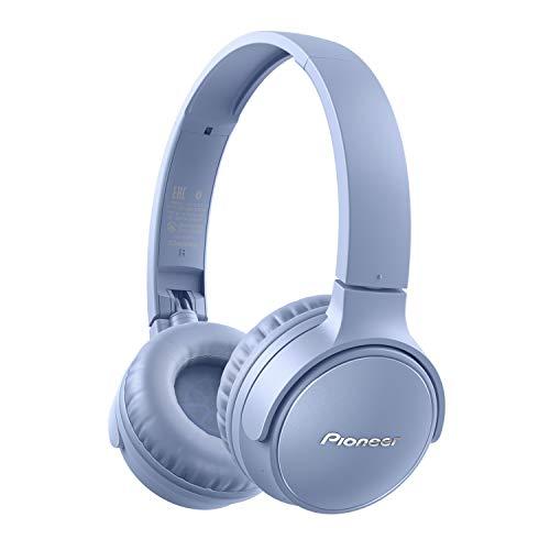 パイオニア S3wireless ヘッドホン SE-S3BT:Bluetooth/ 密閉型/ブルー SE-S3BT(L)