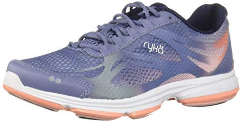 Ryka Women's Devotion Plus 2 Walking Shoe, Tempest, 10 W US