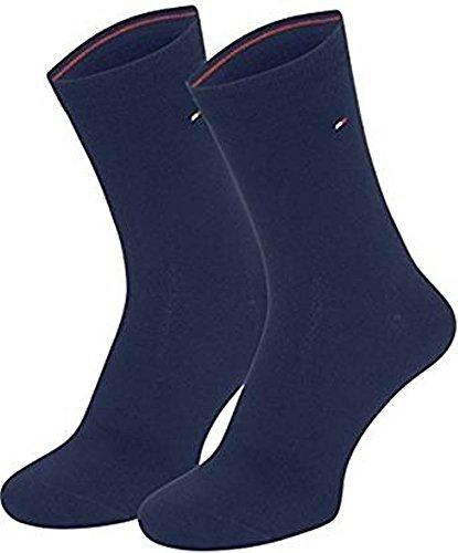 Tommy Hilfiger 4 Paar Casual Damensocken (39-42, jeans)