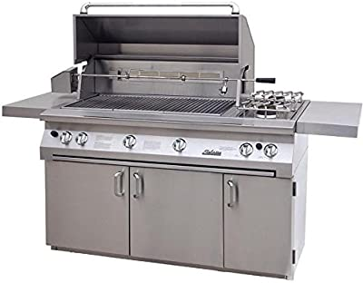 Amazon.com: Summerset Builder 2-burner no empotrado Gas ...