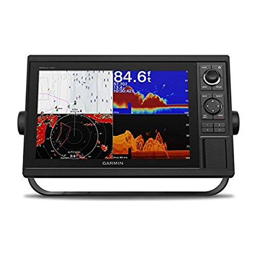 """Garmin GPSMAP 1242xsv, SideVu, ClearVu and Traditional Sonar with Mapping, 12"""", 010-01741-03"""