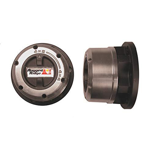 Rugged Ridge 15001.38 26 Spline 6-bolt Axle Locking Hub Kit, Manual for 89-04 Suzuki Samurai/Sidekick/Tracker