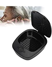 Mini caja de secado para audífonos, USB UV, inteligente, portátil, electrónico, con temporizador, secador de audífonos, amplificador Haering, estuche de secado con deshumidificador a prueba de humedad