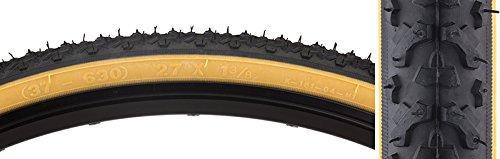 SUNLITE Hybrid V-Track Tires, K161, 27' x 1-3/8, Black/Gum