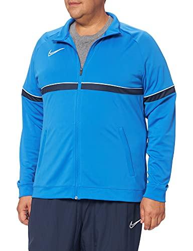 NIKE CW6113 M NK Dry ACD21 TRK JKT K Jacket Mens Royal Blue/White/Obsidian/White M