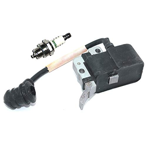 Ontstekingsspoel Module Met Spark Plug BM6A Voor Echo Kettingzaag CS-303T CS-345 CS-346 CS-350TES CS-303T CS-300 CS-301 CS-305 CS-306 CS-3400 CS-340 CS-341 CS-3450 CS-345 Onderdelen#A411000150 15901010630 BPM7A