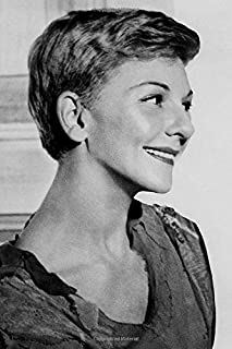 Mary Martin Notebook, Journal, Diary - Classic Writing 120 Lined Pages #1: Famous People Person Legends Actors Actress Sin...