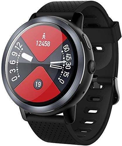 Sportuhr Fitness Armbanduhr Smart Watch for Android und Ios Fitness Tracker mit Herzfrequenz und Schlaf-Monitor Blutdruckmessgeräte for Männer und Frauen