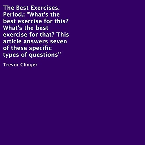 The Best Exercises. Period. cover art