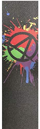 Apex Cinta de agarre para patinete de acrobacias, 127 x 540 mm, incluye pegatina Fantic26.