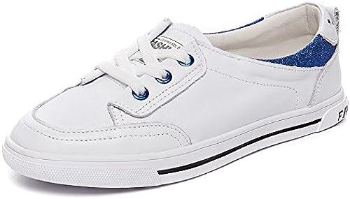 NGRDX&G Weiße Schuhe Damen Freizeitschuhe Sportschuhe Damenschuhe Atmungsaktive Schuhe Schuhe Schuhe  niedrigstes gesamtes Netzwerk