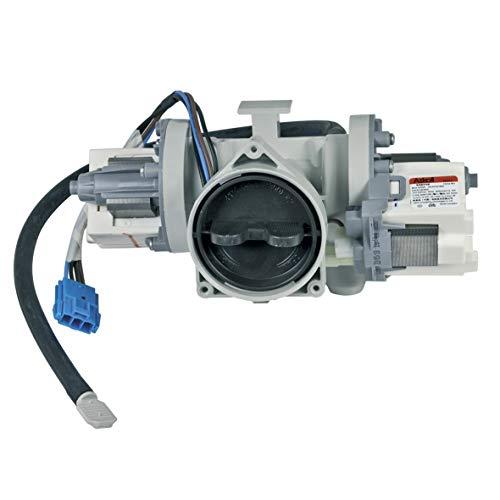 Ablaufpumpe Doppelpumpe 30W Waschmaschine ORIGINAL LG Electronics TAW30017880