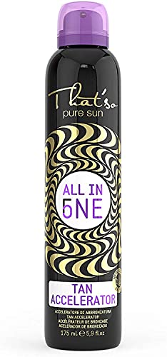 That'so All in One - Acceleratore di abbronzatura naturale spray - 100 ml