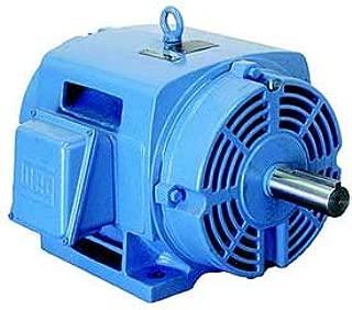 WEG NEMA Premium Efficiency Motor, 25018OT3G445TS, 250 HP, 1800 RPM, 460 V, ODP, 444/5TS, 3 PH