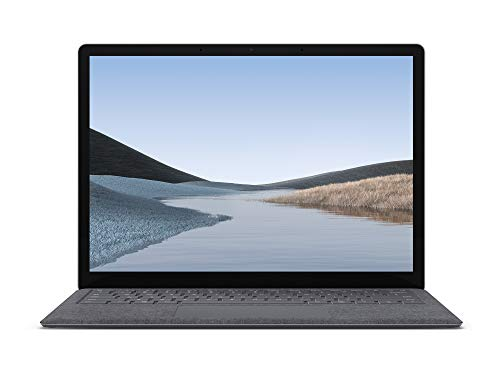 Microsoft Surface Laptop 3 Black Notebook 34.3 cm (13.5') 2256 x 1504 pixels Touchscreen 10th gen Intel Core i5 16 GB LPDDR4x-SDRAM 256 GB SSD Wi-Fi 6 (802.11ax) Windows 10 Pro