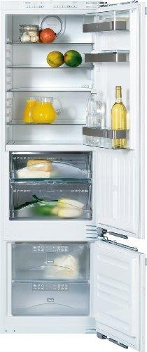 Miele KF 9757 ID-4 Einbau-Kühl-Gefrier-Kombination / A++ / Kühlen: 207 L / Gefrieren: 57 L / PerfectFresh - bis zu 3mal länger frisch / SoftClose Türschließdämpfung