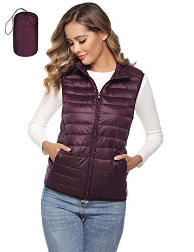Hawiton dames gewatteerde jas donsjas outdoor lichte overgangsjas herfst winterjas met capuchon zakken en ademende voering
