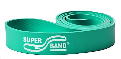 Dittmann Superband Level 1-6 - Banda elástica para dominadas (1 m, 4,5 mm de Grosor)