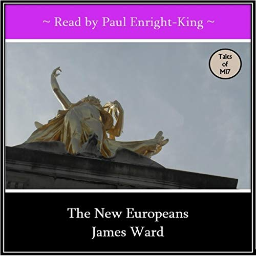 The New Europeans cover art