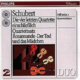 Duo - Schubert (Streichquartette) - Quartetto Italiano