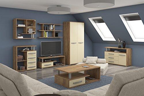TV Wohnwand, TV-Tisch Satz, Wohnzimmer Satz