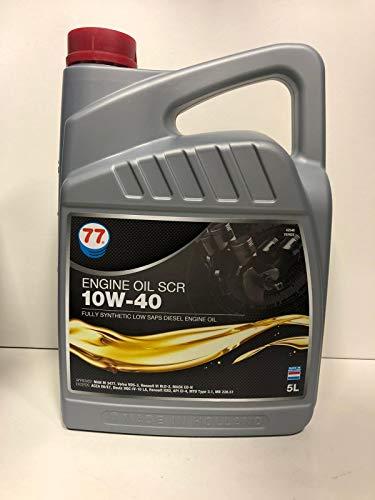 Motor Oil SCR 10w40