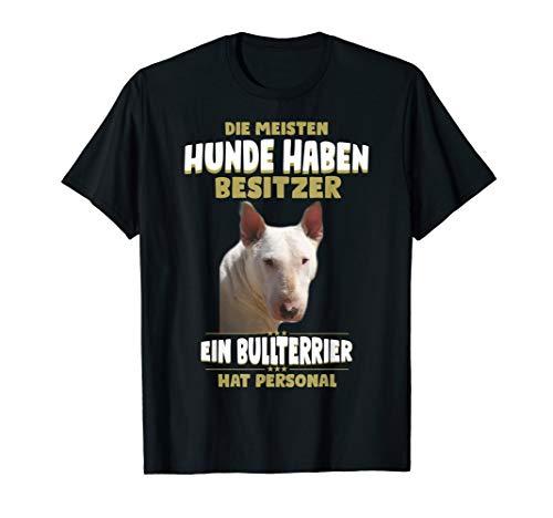 Miniatur Bullterrier Tshirt - Bullterrier Hund Shirt T-Shirt