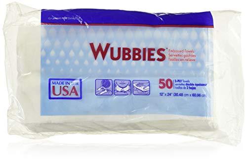 Wubbies Towels