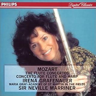 モーツァルト : フルートとハープのための協奏曲ハ長調