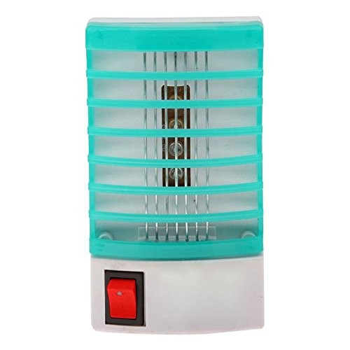 Lampe anti moustique prise électrique destructeur insecte volant mouche