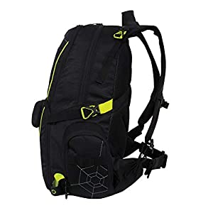Spiderwire Fishing Tackle Backpack W/ 3 Medium Utility Boxes SPB006