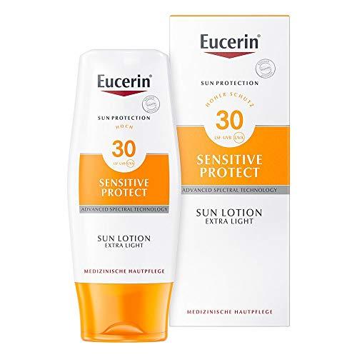 EUCERIN Sun Lotion extra leicht LSF 30 150 ml
